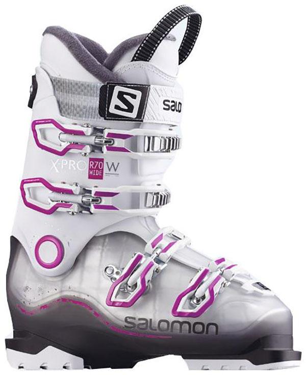 Горнолыжные ботинки Salomon X Pro R 70 W 2017, cr/a, 22.5 фото