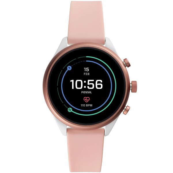 Смарт часы Fossil FTW6022 Pink/Pink