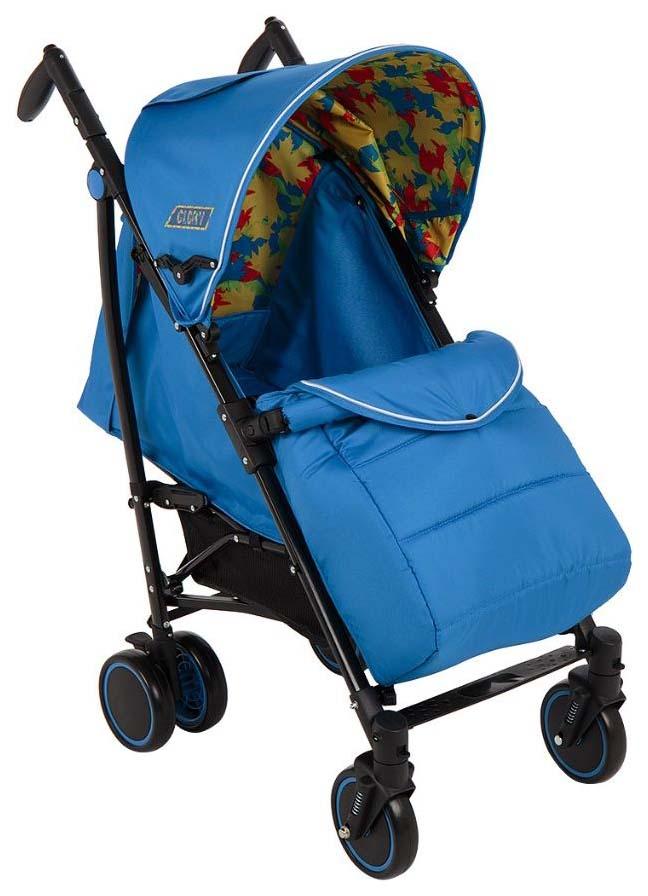 Купить Коляска-трость Glory 1108 (цвет: синий, модель 2019 года), Коляски-трости