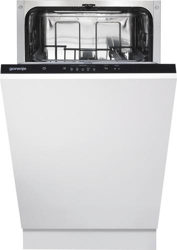 Встраиваемая посудомоечная машина 45 см Gorenje GV52011