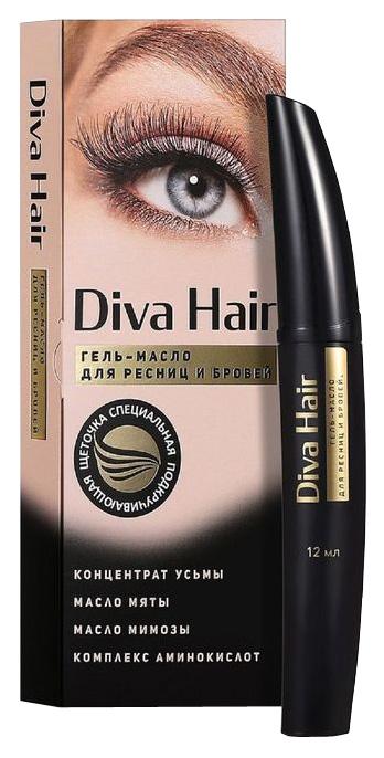 Масло гель Diva Hair Oil Gel
