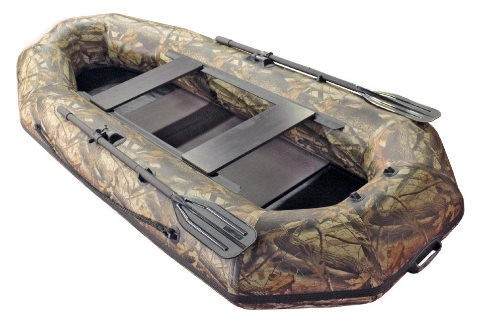 Лодка надувная Leader Компакт-280 2,8 x 1,2 м