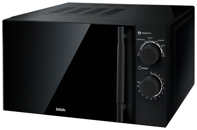 Микроволновая печь соло BBK 20MWS 773M/B