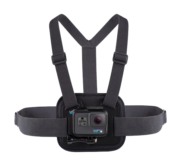 Крепление на грудь для экшн-камерыGoPro Chesty AGCHM-001 Черный, Крепление на грудь AGCHM-001