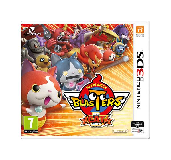 Игра Yo Kai Blasters Red Cat
