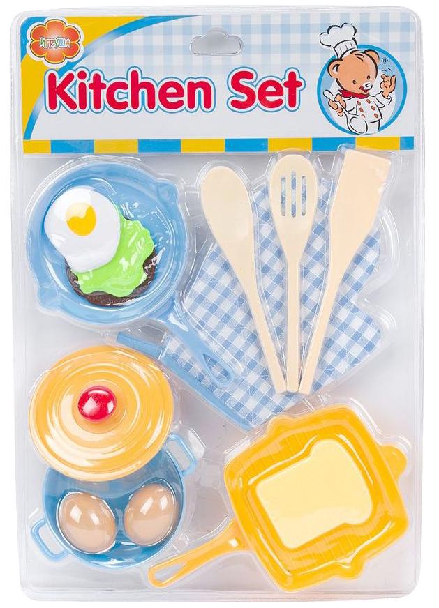 Купить Набор посуды игрушечный Игруша I-NF393-23, Игрушечная посуда