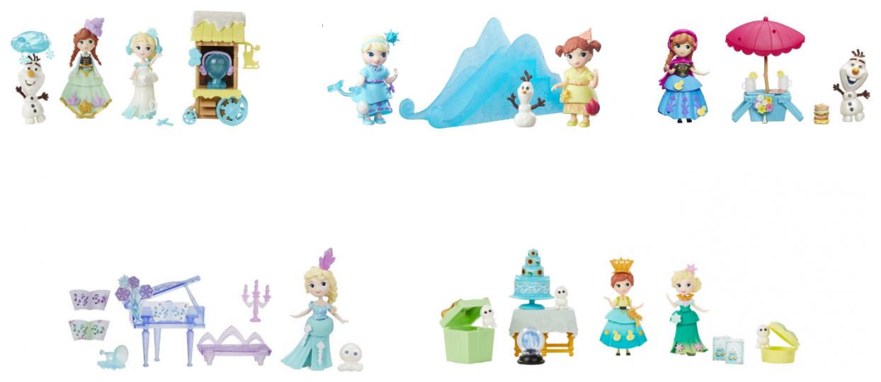 Купить Игровой набор Disney Hasbro Герои Холодное сердце, Disney Princess, Игровые наборы