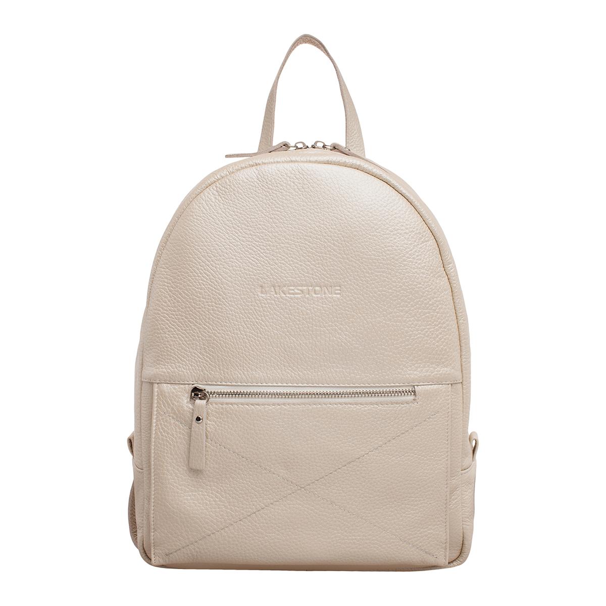 Рюкзак женский кожаный Lakestone 9123917/BG фото