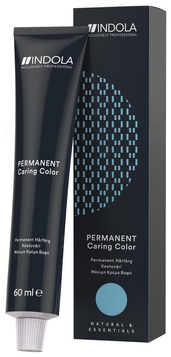Краска Indola Caring Color Ageless тон 7,38+ Средний русый золотистый шоколадный, 60 мл