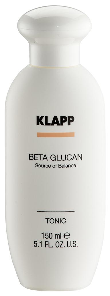 Купить Тоник для лица Klapp Beta glucan Tonic 150 мл