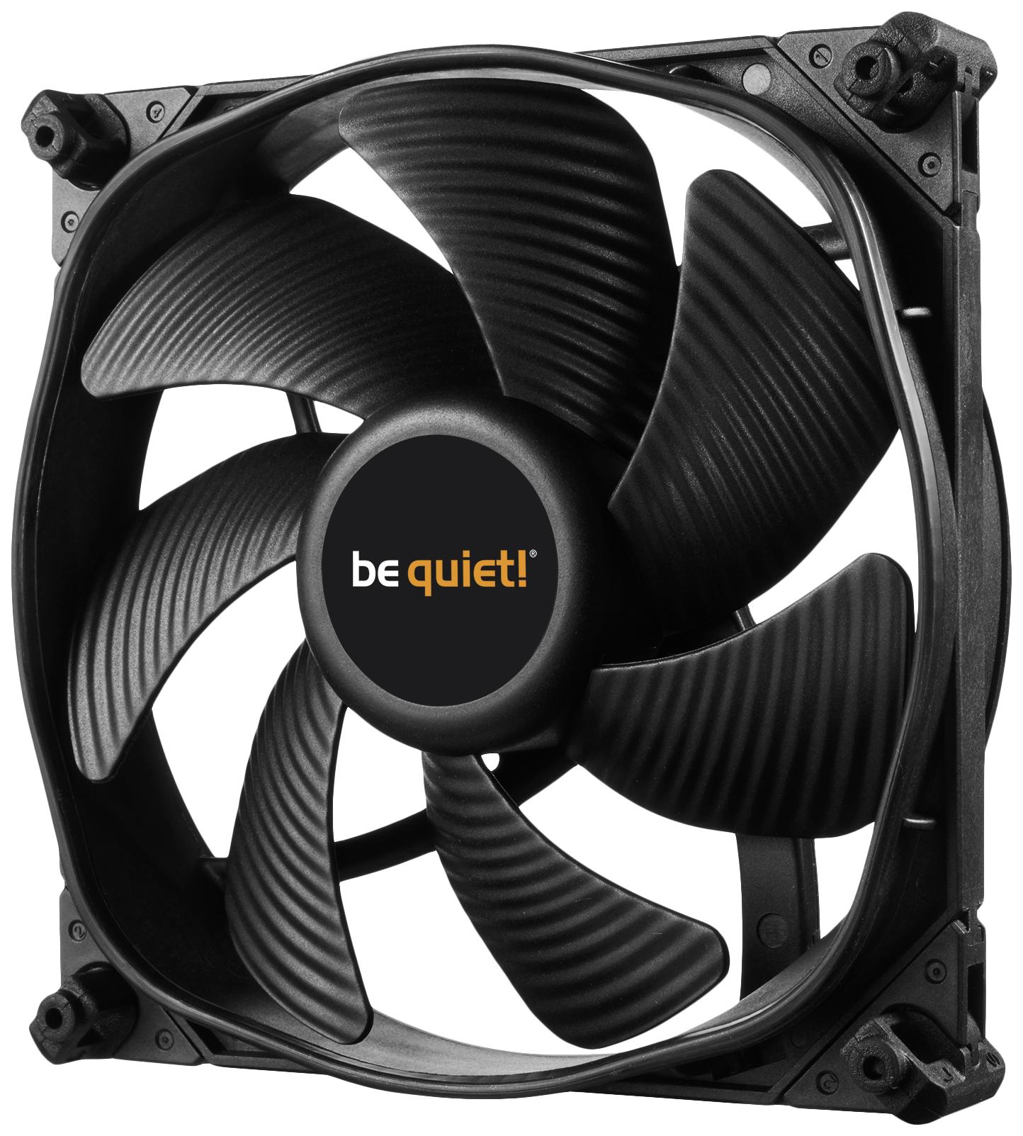 Корпусной вентилятор Be Quiet Silent Wings