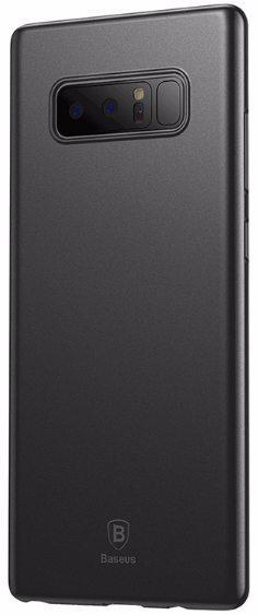 Чехол Baseus Simple Series Case (ARSANOTE8-01) для Samsung Galaxy Note 8 Transparent Black