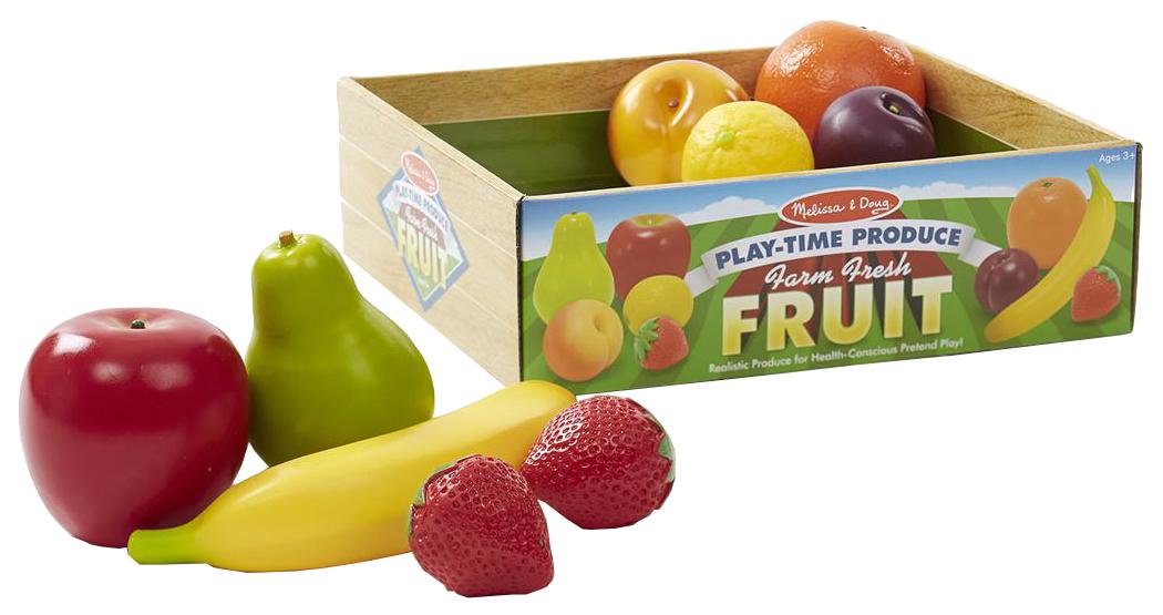 Купить Melissa & Doug Готовь и играй Набор фруктов, арт. 4082,