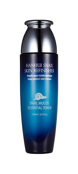 Тонер для лица Hanhui Snail Skin Refinisher