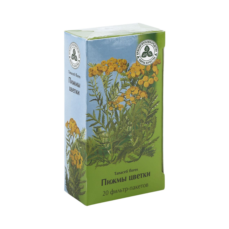 Пижма Цветки фильтр пакеты 20 шт пижма