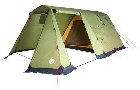 Палатка KSL Vega пятиместная зеленая