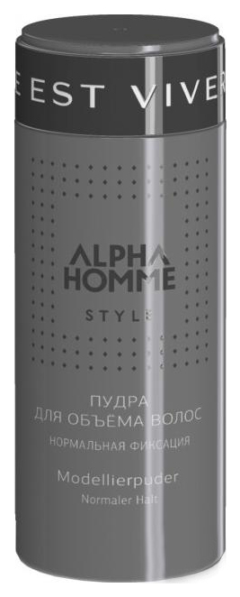 Средство для укладки волос Estel Professional Alpha Homme Нормальная фиксация 8 г
