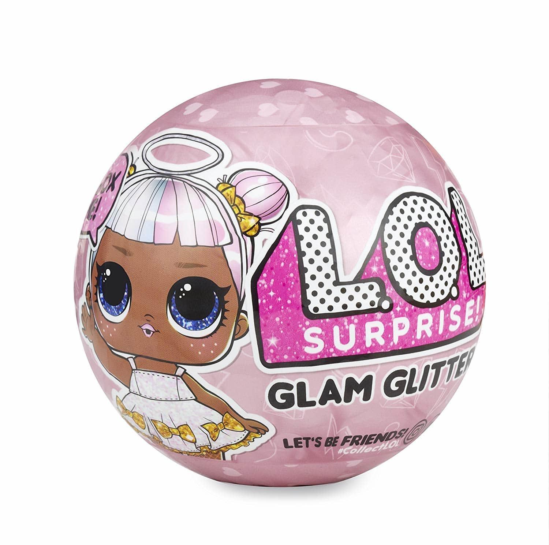 Купить Кукла ЛОЛ Сюрприз! Гламурный блеск 555605, LOL Surprise, Классические куклы