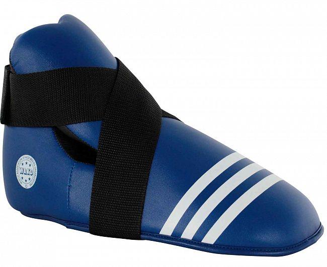 Защита стопы Adidas WAKO Kickboxing Safety Boots синяя