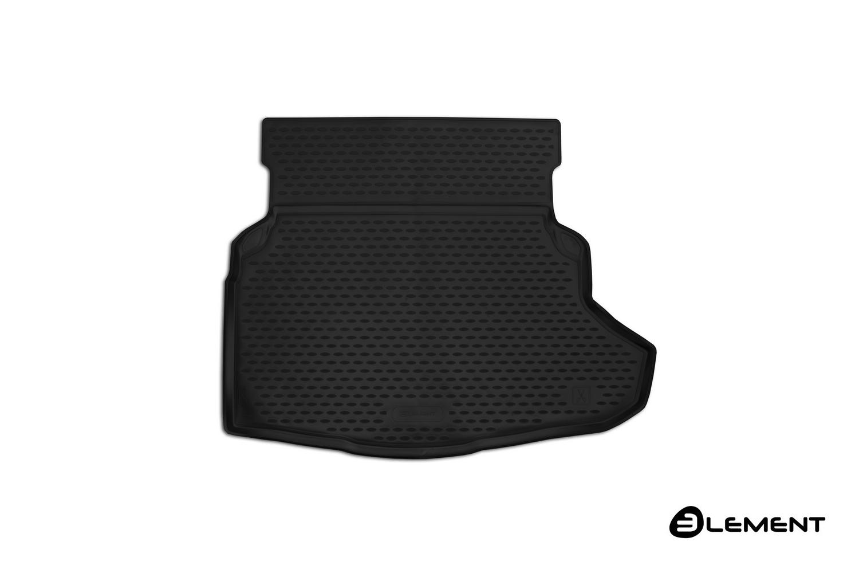 Коврик в багажник Element для MERCEDES-BENZ C-class IV W205, 2014, полиуретан