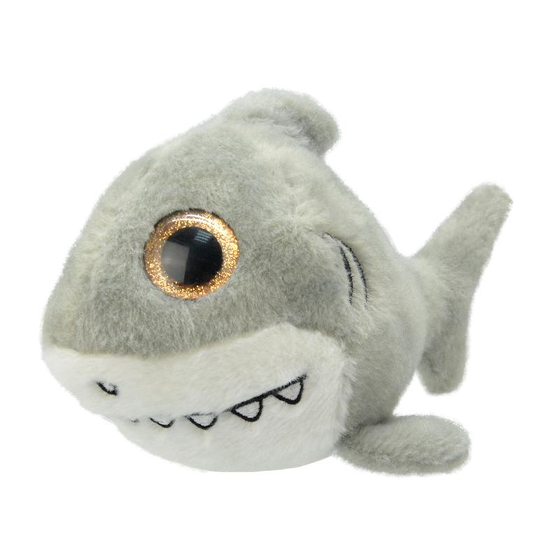 Мягкая игрушка Wild Planet Акула 15 см