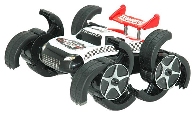 Радиоуправляемый внедорожник-перевертыш SDL Stunt Challenger Car 2011A-16