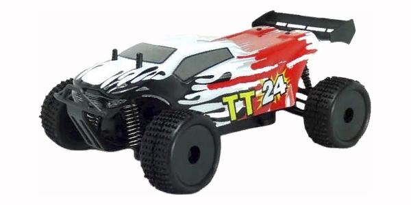 Радиоуправляемая машинка HSP Electric Powered Truggy TT24