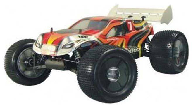 Радиоуправляемый джип HSP Electro Truggy Advance 94061TOP-08061-4 4WD Li-Po 1:8