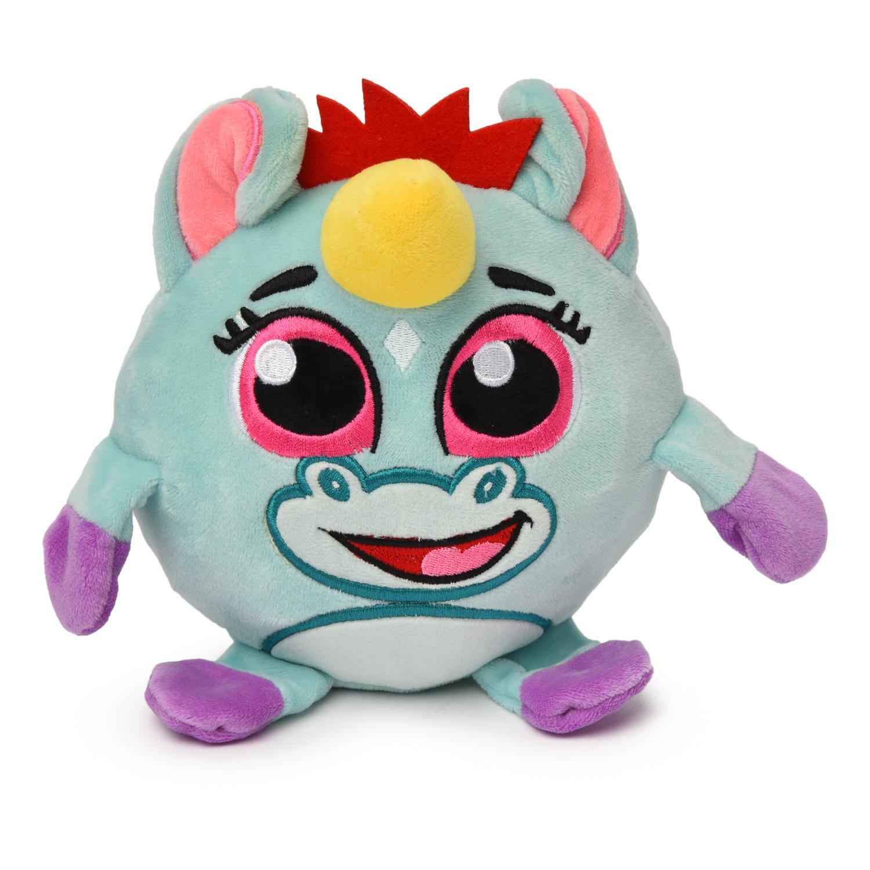 Купить 1 TOY Плюшевая игрушка Мняшки Хрумс. Конни Хрумс, 18 см Т14282, Мягкие игрушки персонажи