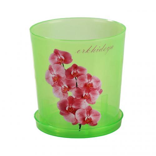 Горшок цветочный Альтернатива 11020 1.8 л
