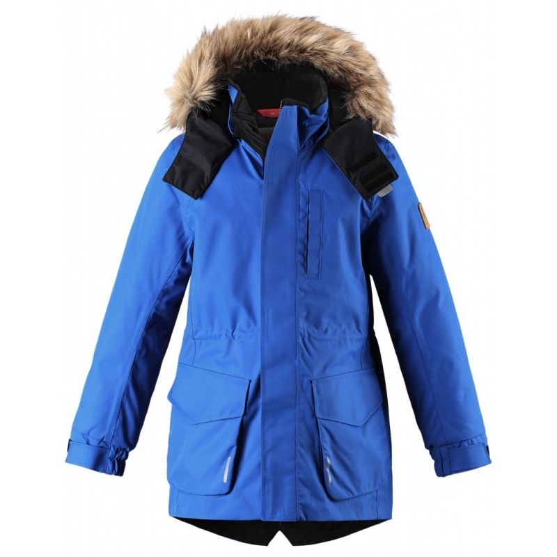 Куртка Naapuri REIMA Синий р.104 531351-6680