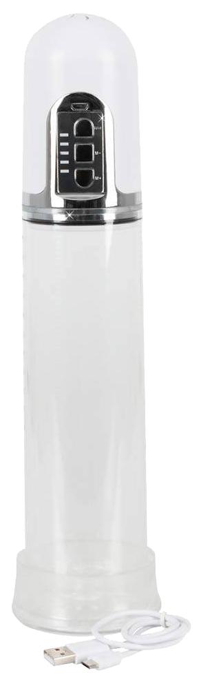 Помпа для пениса автоматическая mister boner от компании you 2 toys, 32 см