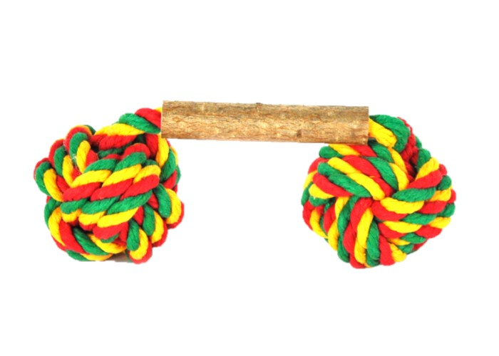 Игрушка для собак грейфер Zoobaloo Кулак обезьяны