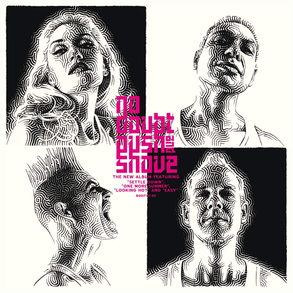 No Doubt Push And Shove (Deluxe Edition)(2CD) по цене 1 600