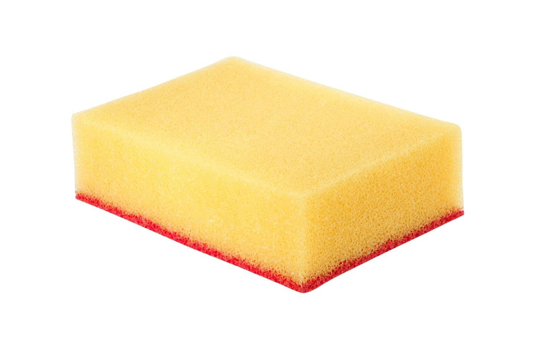 Губки для тефлоновой посуды с эластомером Hoff