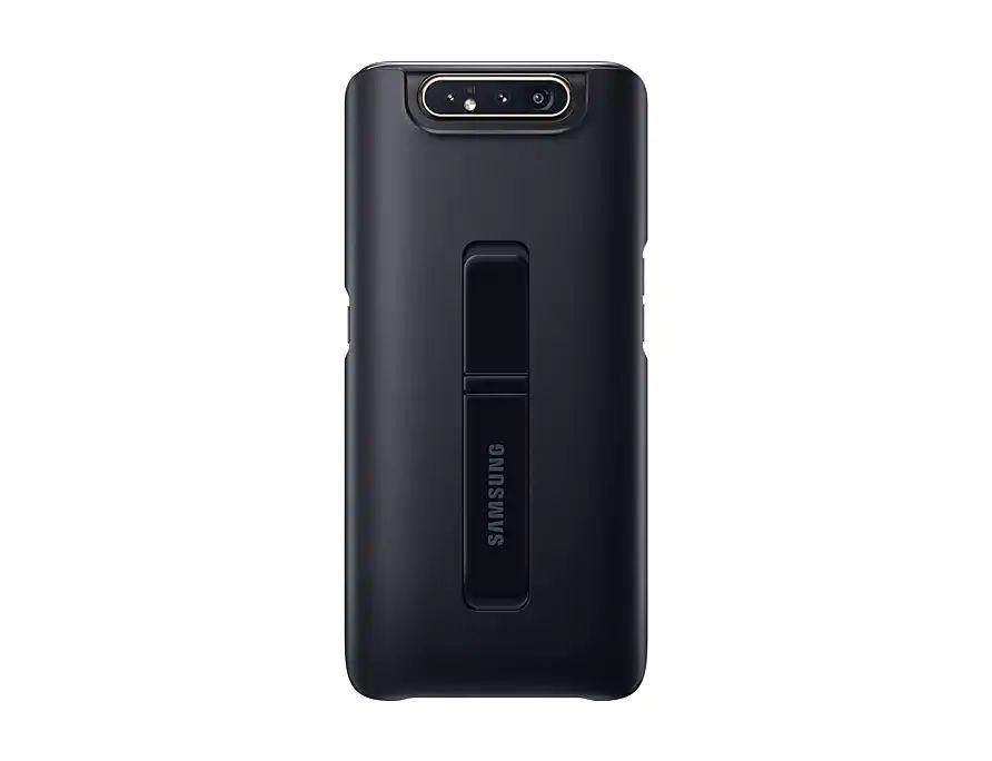Чехол Samsung EF-PA805CBEGRU, Standing Cover для A80, Black  - купить со скидкой