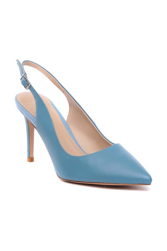 Босоножки женские Vitacci голубые 40