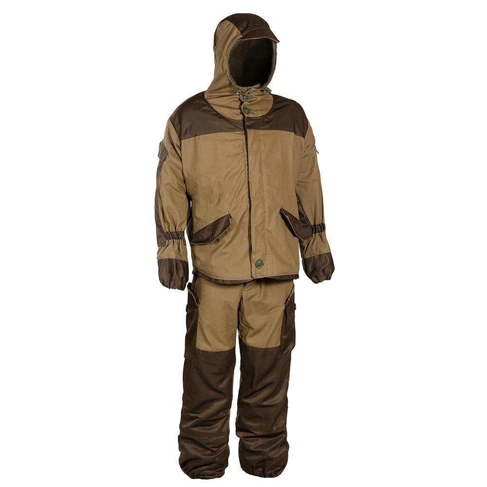 Костюм для рыбалки Huntsman Горка V Палатка/Грета, хаки, 52-54 RU, 178-196 см
