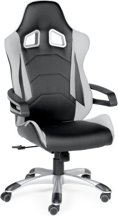 Офисное кресло Джокер-X CX0688H черно-серый