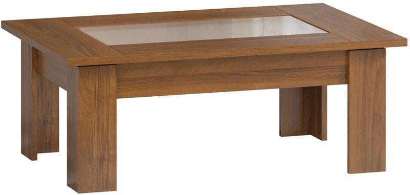 Журнальный стол Divan.ru 35х90х60 см, коричневый