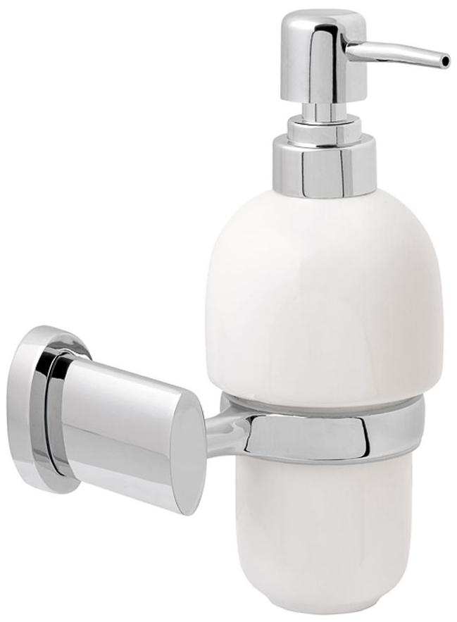 Дозатор для жидкого мыла настенный WESS Ellips