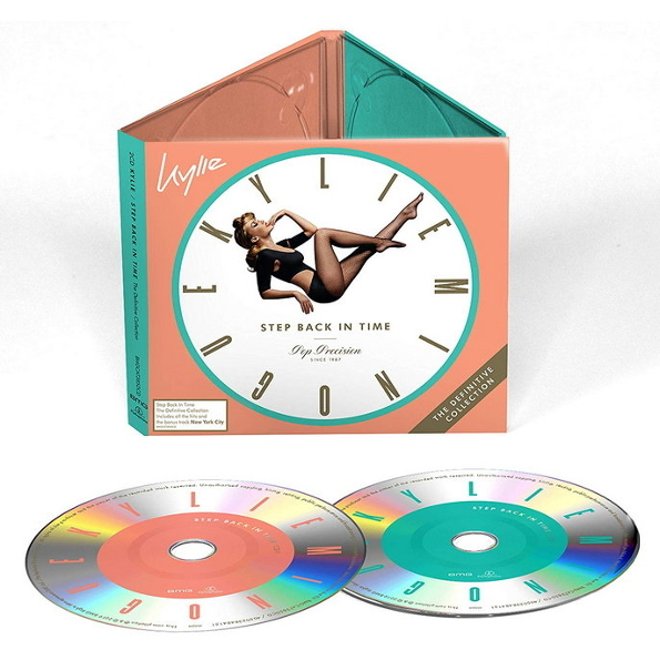 Kylie Minogue Step Back In Time: The Definitive Collection (2CD)