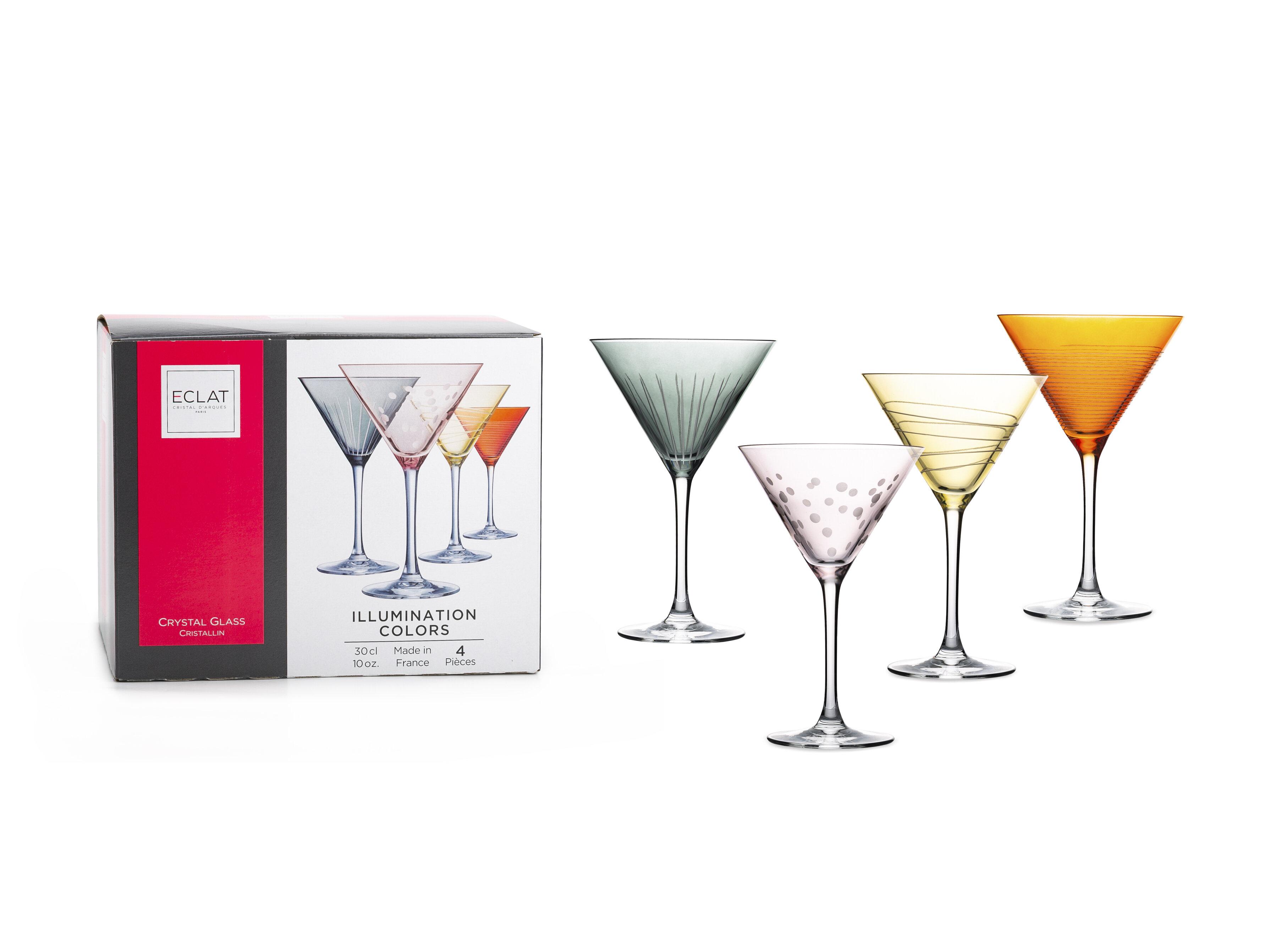 Набор фужеров (бокалов) для коктейля ИЛЛ