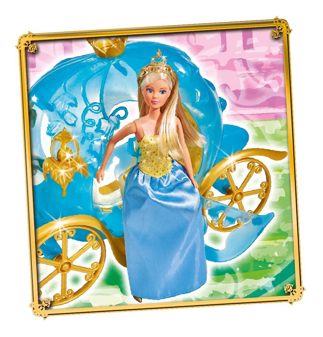 Кукла Simba Штеффи и ее сказочная карета 29 см
