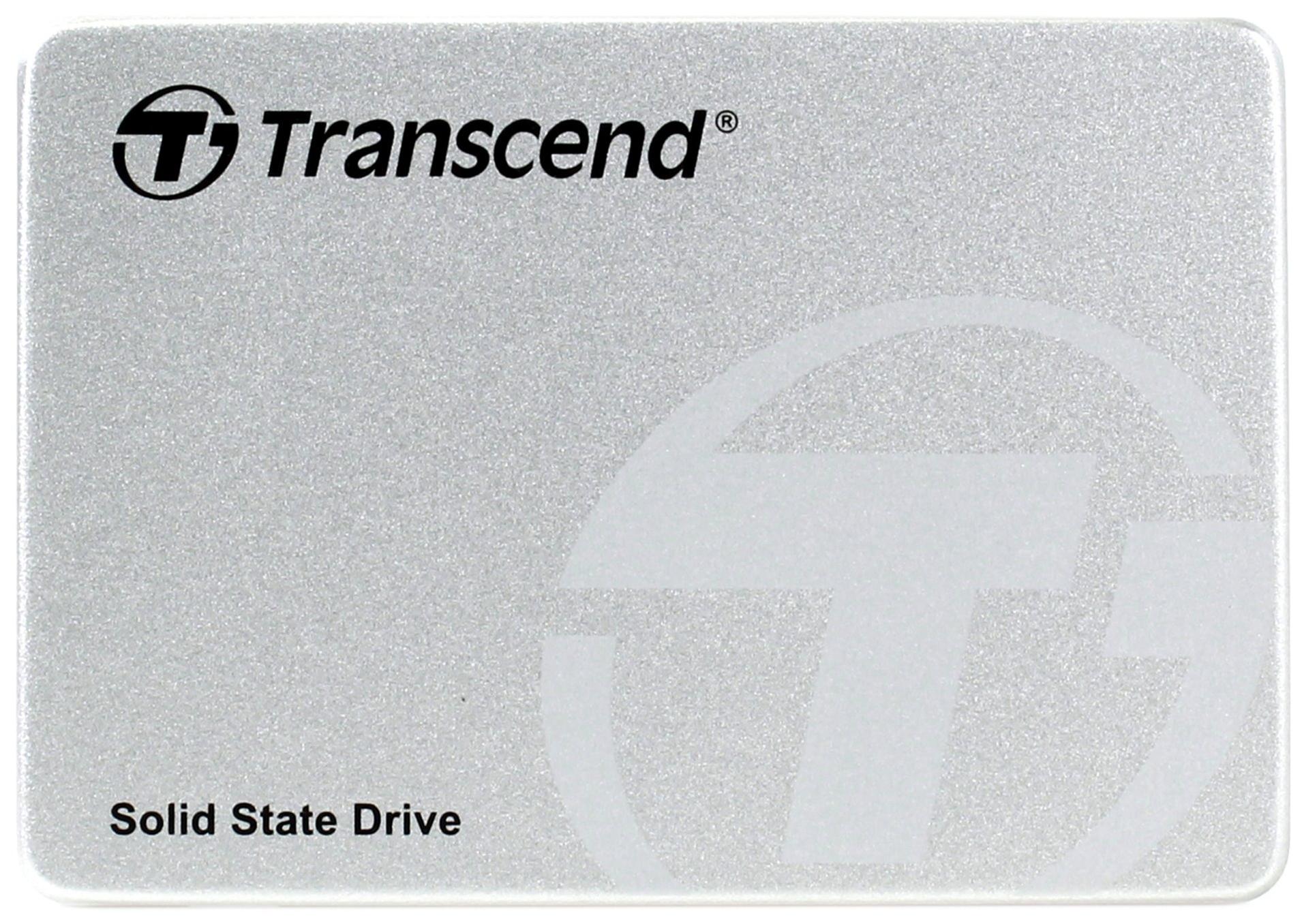 Внутренний SSD накопитель Transcend 370S 256GB (TS256GSSD370S)