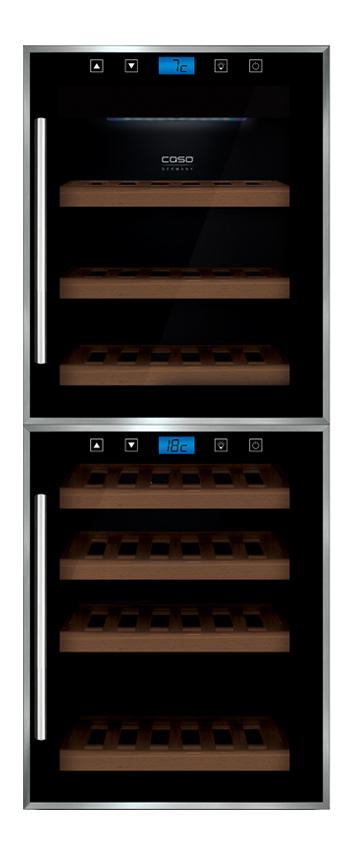 Винный шкаф Caso WineMaster Touch 38-2D