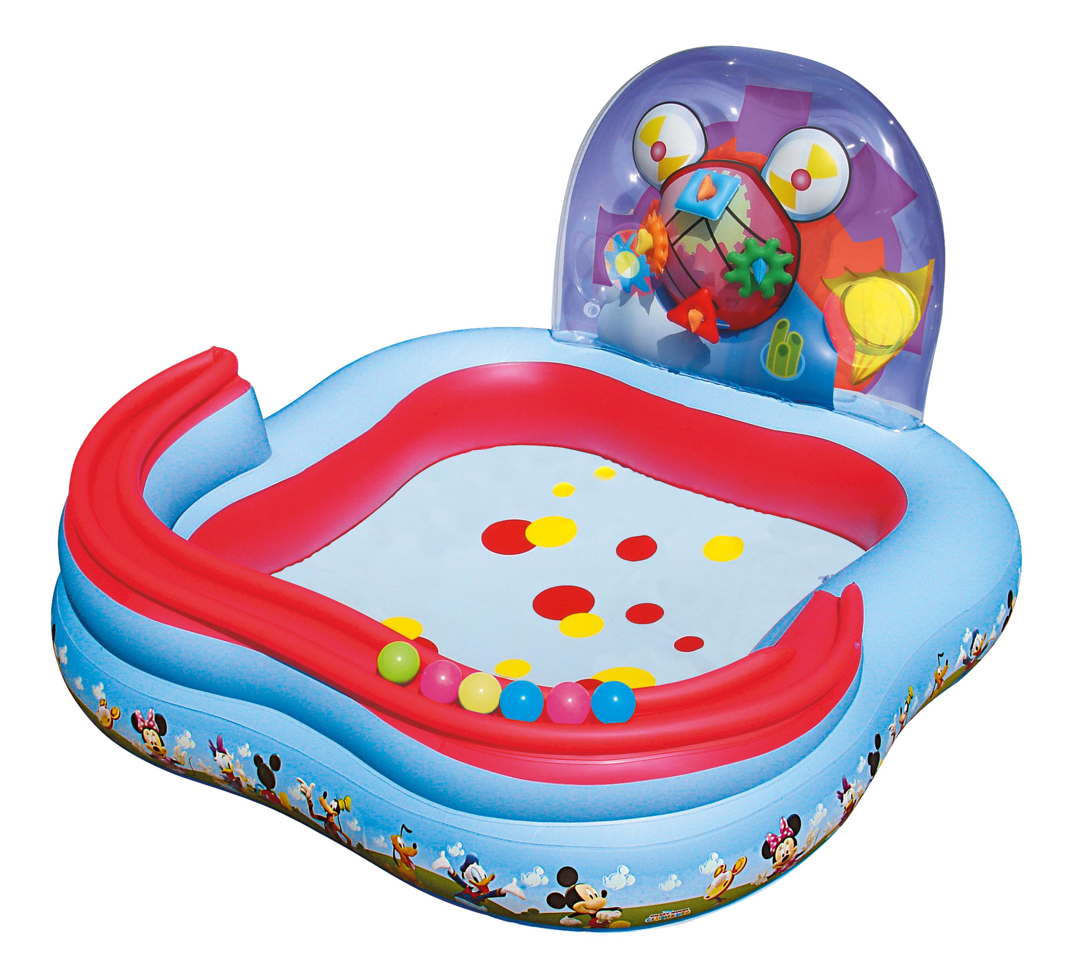 Купить Bestway игровой бассейн play center 157х157х91 см, Детские бассейны