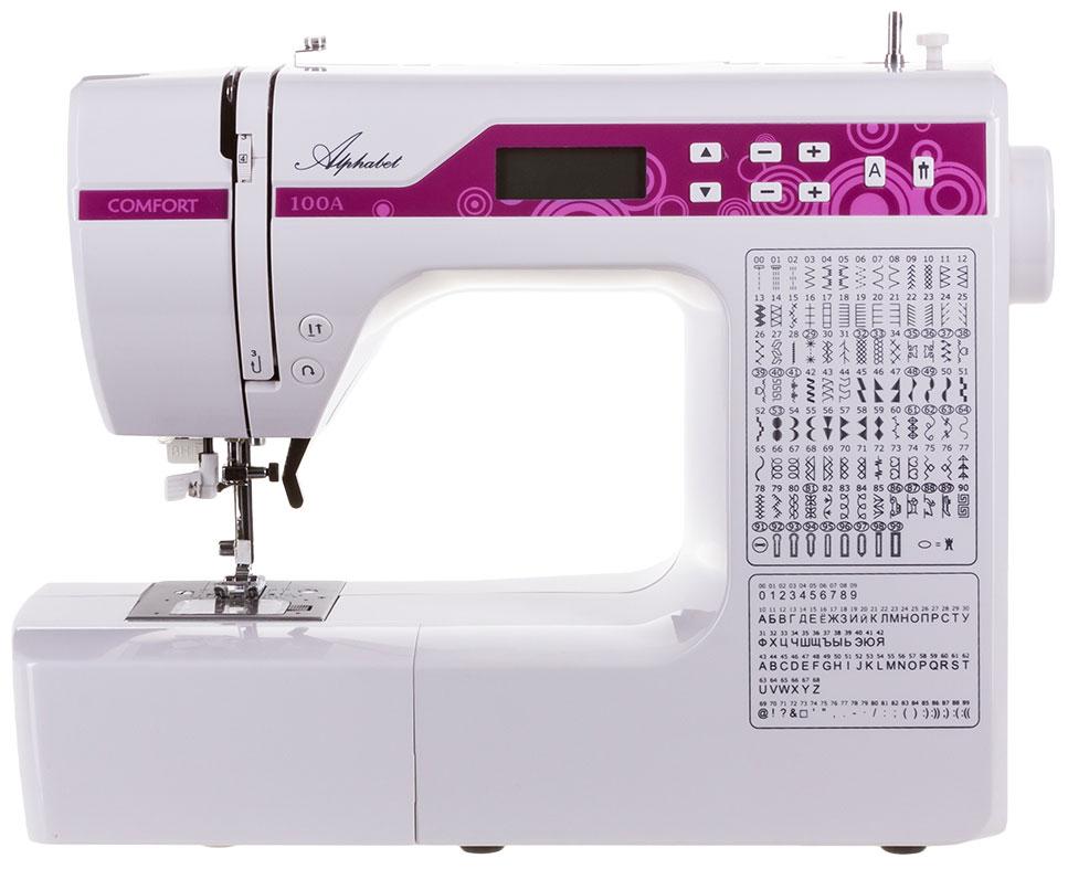 Швейная машинка Comfort 100A