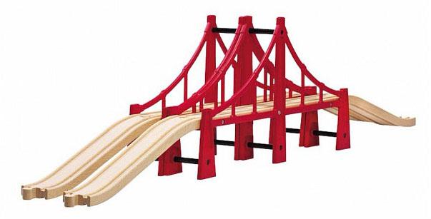 Деревянная железная дорога Мост подвесной BRIO 33683