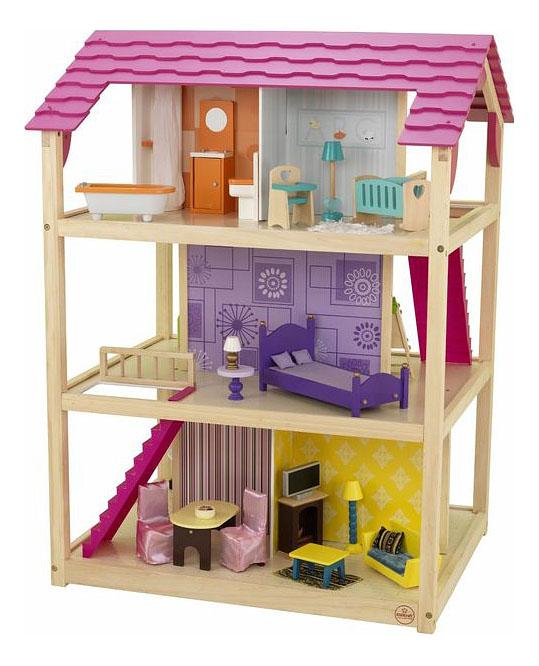 Домик KidKraft для Barbie Самый роскошный